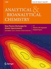Anal bioanal chem 2018